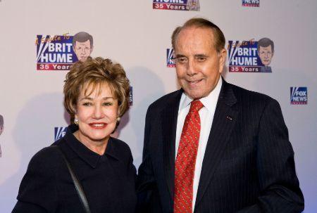 Bob Dole and Elizabeth