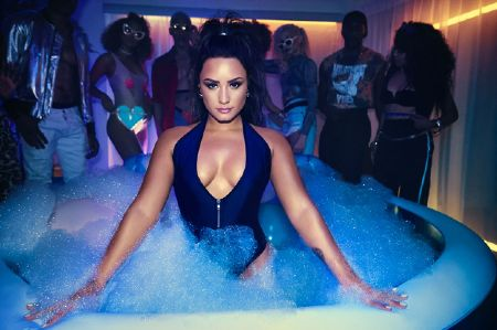 Lovato on her song Sorry Not Sorry