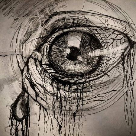 An artistic work of Deborah Elizabeth Sawyer