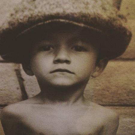 Jesse Posey's childhood pic