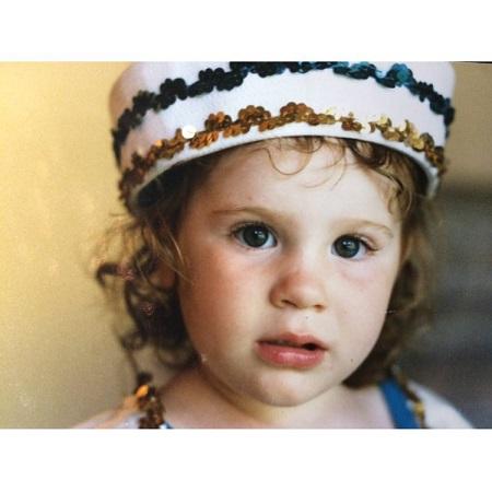 Stephanie Koenig childhood pic