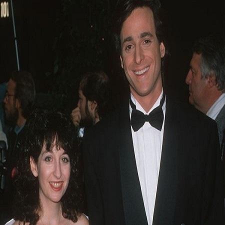 Sherri with her former husband