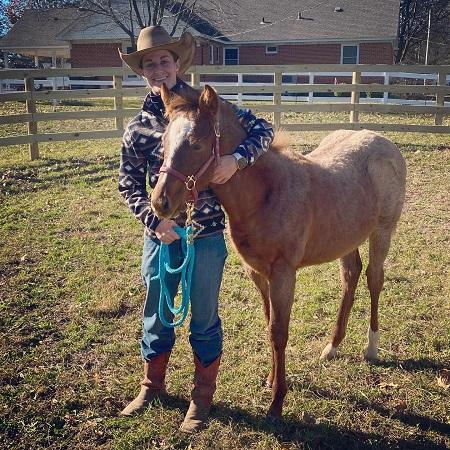 Tuff Cowgirl pic