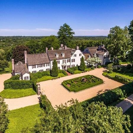 Her Hilfiger's Greenwich Estate