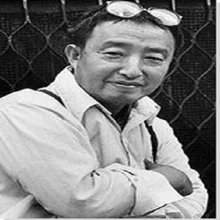 Ken's uncle Nm June Paik,