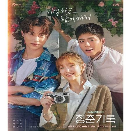 Park Bo-gum's Korean Drama
