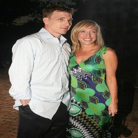 Denika-Kisty-with-her-husband-at-an-event