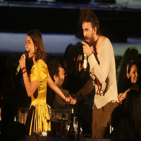"""Jade and her former bandmate, Alex Ebert, were together before forming the band """"Edward Sharpe and the Magnetic Zeros."""""""