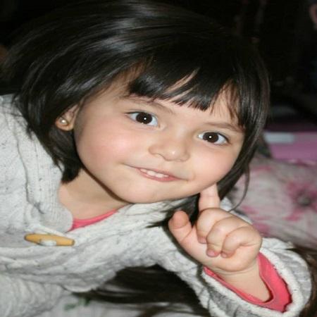 Natalia childhood pic, source Facebook