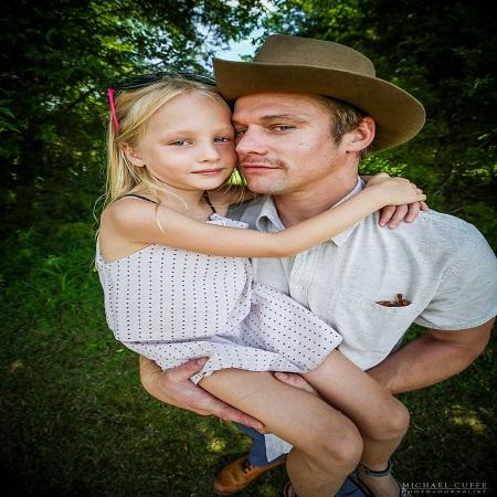 Zach's daughter, Fiona