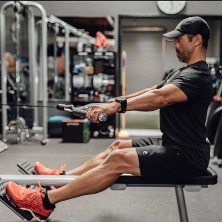 Eddie's CUT Fitness Studio, source Instagram
