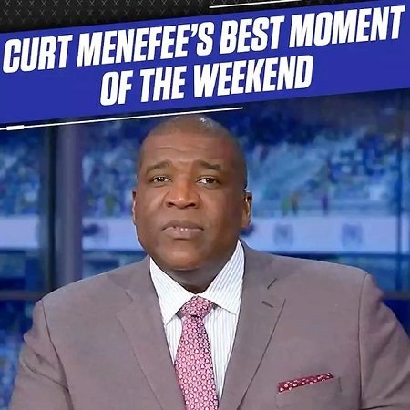 Curt's best moment of the week on his job,