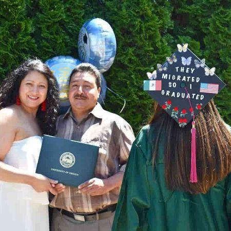 Daisy Caballero's parents