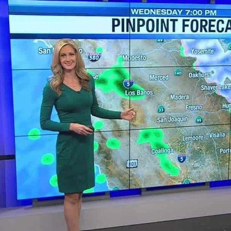 Lauren reporting weather