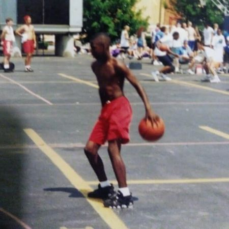 Rich Paul at a Young age