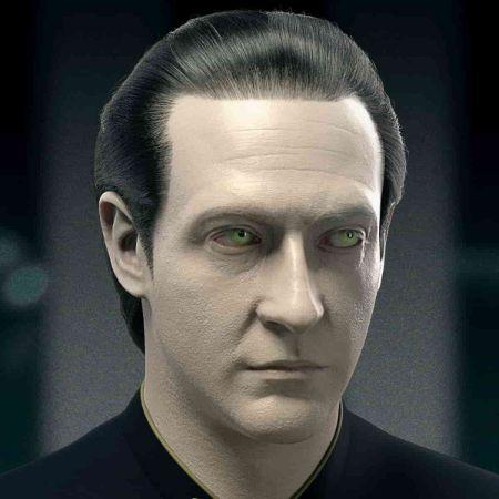 Brent Spiner on Star Trek