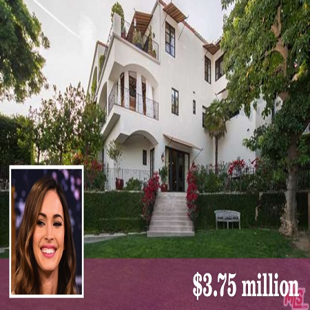 Brian Austin Green and Megan's House which was sold for $3.75 million, source Instagram