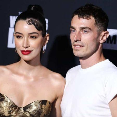 David with partner