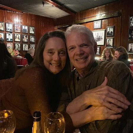 Doreen met her old friend Jimmy Angel at Smoke house after many yaers, source Instagram