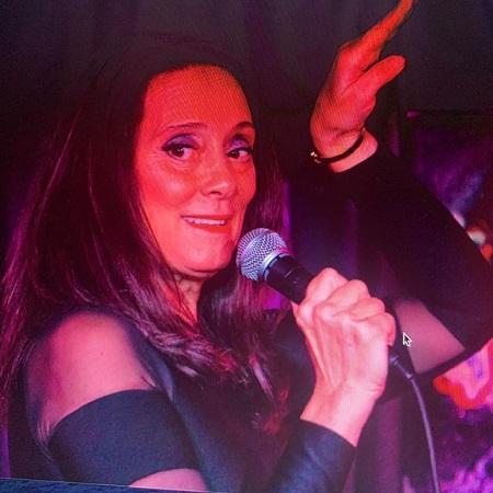 Doreen performing King Tut at Pangea, source Instagram