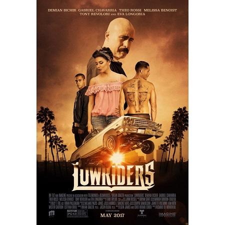 Gabriel Chavarria's movie LOWRIDERS, source Instagram