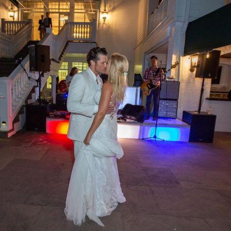 Jennifer Rauchet's marriage