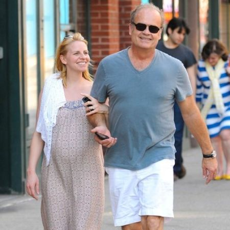 Kelsey Grammer and his partnerKelsey Grammer and his partner