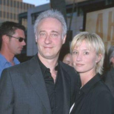 Mcbride with Husband