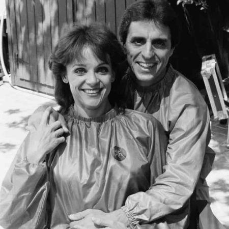 Tony Cacciotti with partner