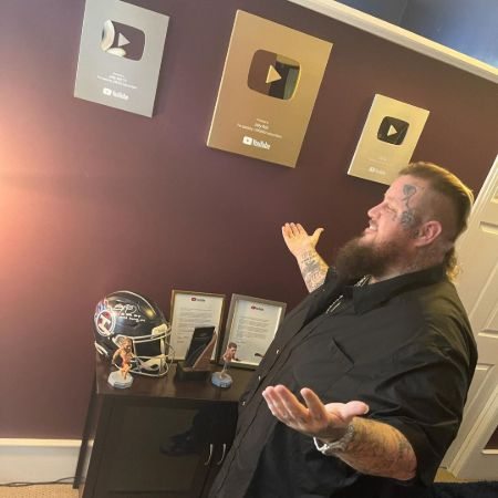 Jelly Roll amassed over 1 BILLION views on YouTube, source Instagram
