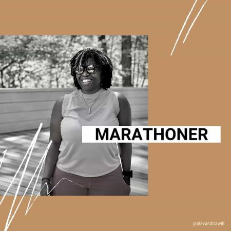 Williams marathon runner