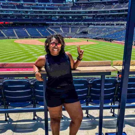 Alexandria visitng a stadium
