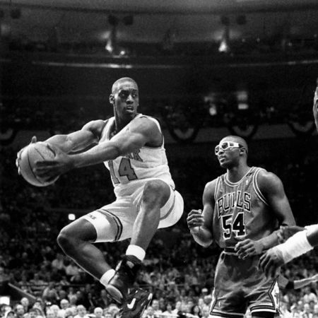 Anthony Mason in his prime