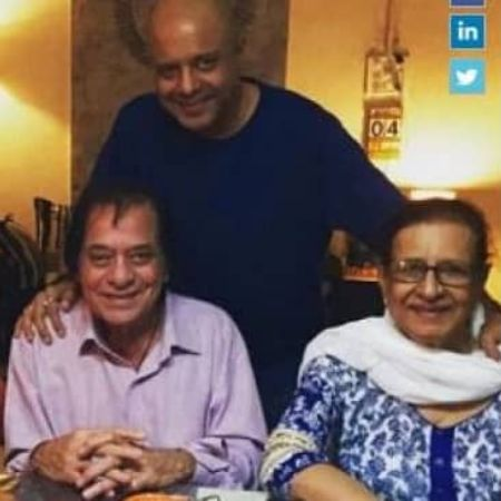 Begam's family