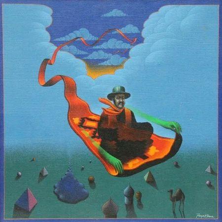 Ellis's album art