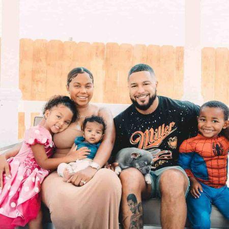 Cheyenne's family