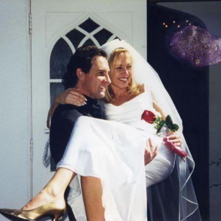 Lee Kernaghan's wedding