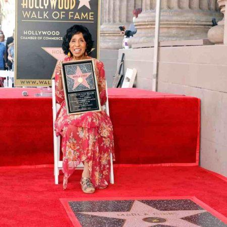 Marla Gibbs's star