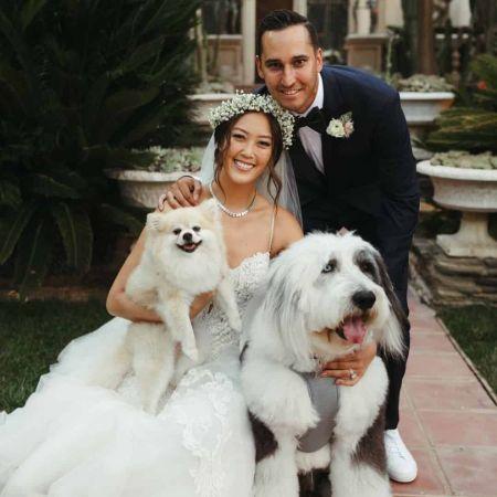 Michelle West wedding