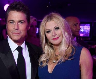 Sheryl Berfoff relationship with Rob Lowe, her age, wedding, and movies.