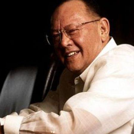 Soledad Oppen Cojuangco's husband