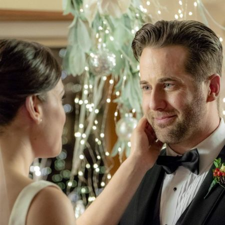 Niall Matter on The Father Christmas film series