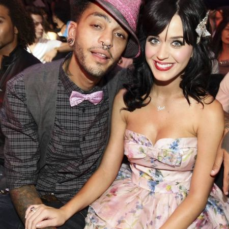 Travie and Katey Perry