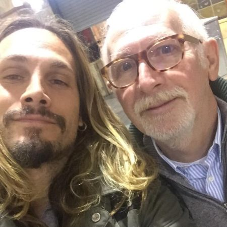 Marco Perego with his father, source Instagram pirateyadimar