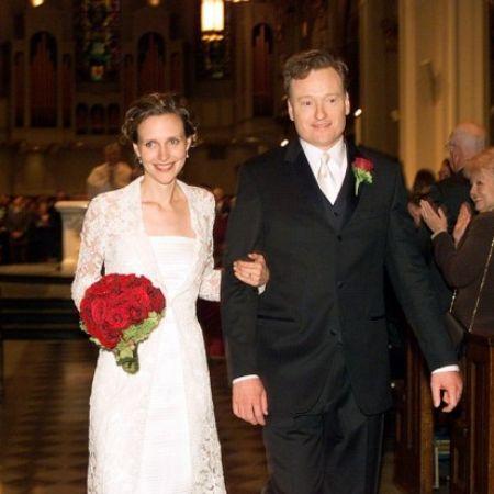 Beckett's parents wedding