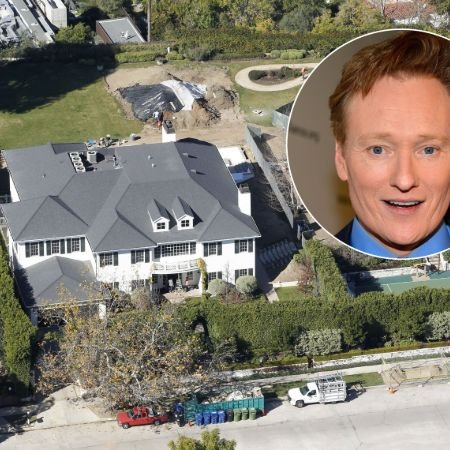 Conan O'Brien house