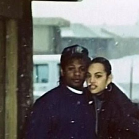Daijah's parents pic, source Instagram