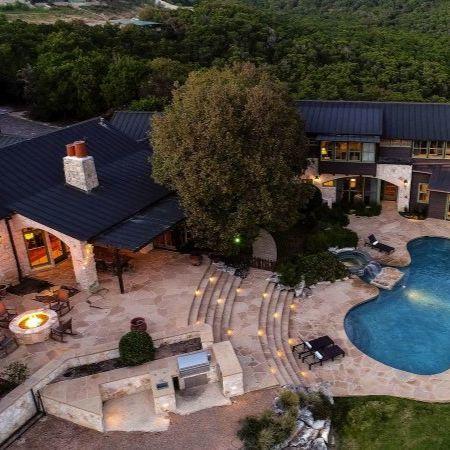 Hank Roddick house