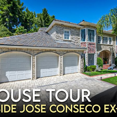 Jose Canseco house