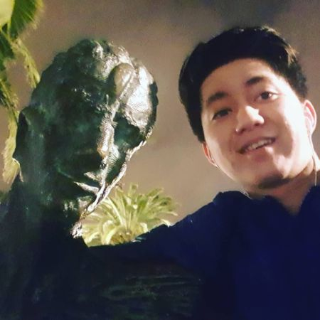 Kanghua with character actor